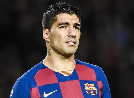 "رسمي: ""لويس سواراز"" سيغادر نادي برشلونة"