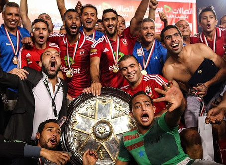 الأهلي المصري لن يكون البطل هذا الموسم