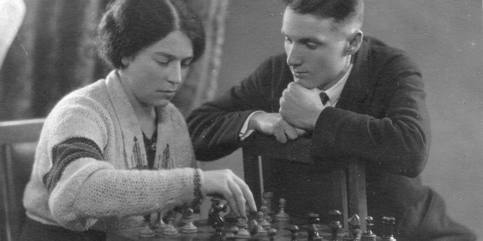 """Открытие выставки """"Королева шахматных вершин"""""""