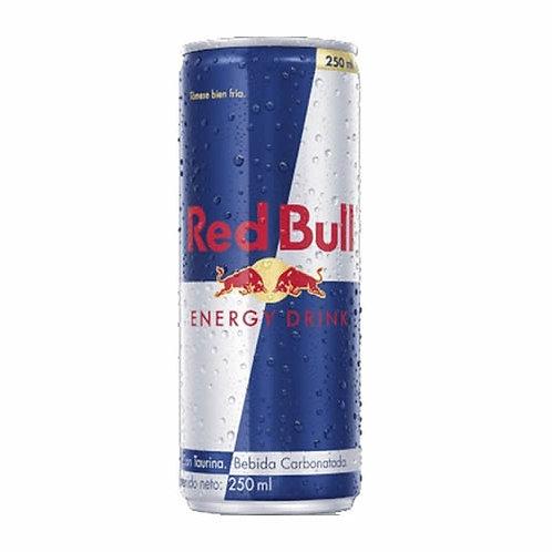 Energizante Red Bull 250 ml.