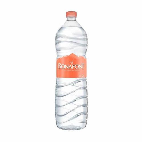 Agua natural Bonafont 2 L.