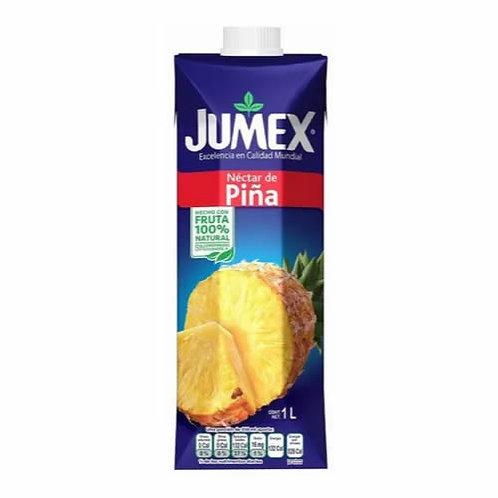 Jugo Jumex néctar de piña 1L.