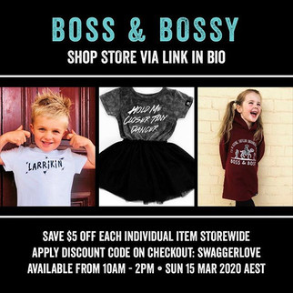 Boss & Bossy