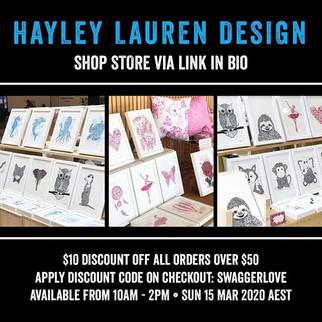Hayley Lauren Design