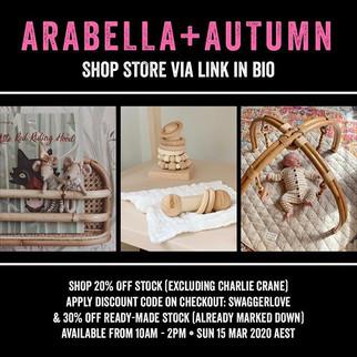 Arabella+Autumn