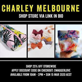 Charley Melbourne