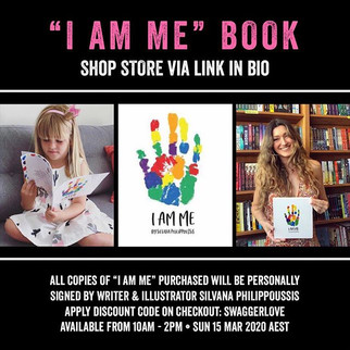 """""""I Am Me"""" Book"""