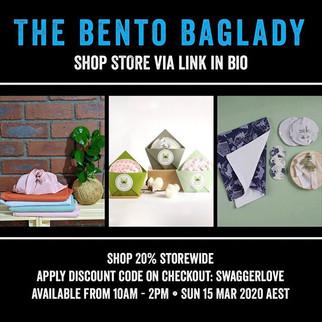 The Bento Baglady