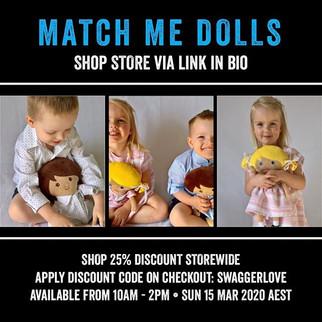 Match Me Dolls
