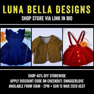 Luna Bella Designs