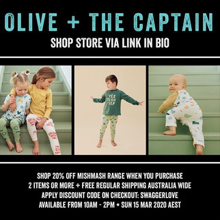 Olive + The Captain