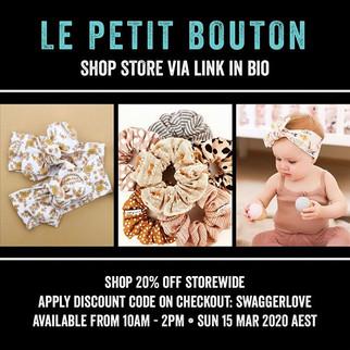 Le Petit Bouton