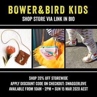 Bower&Bird Kids