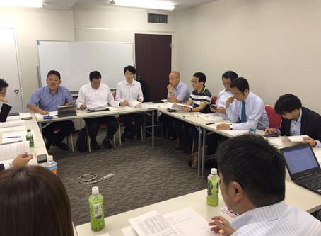 東京若手議員の会は、関東・全国とつながっています