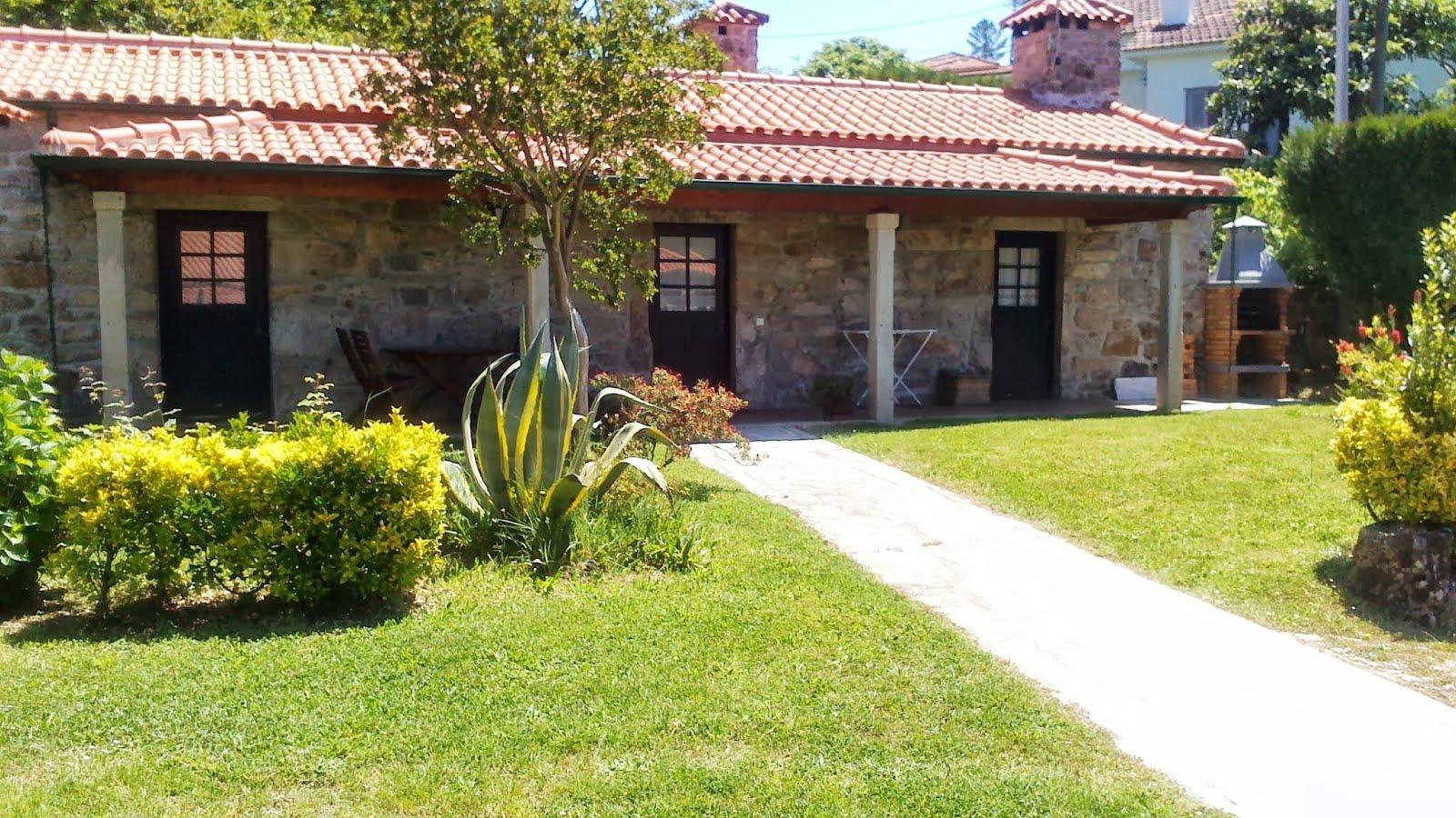Casa Pequena- Churrasqueira - 2013