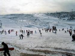 Pistas de ski de Loriga