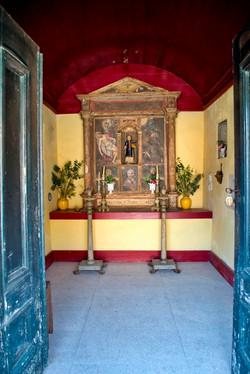 Capela interior