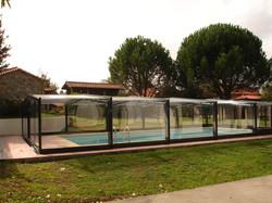 Casas Sapardos  piscina coberta 1