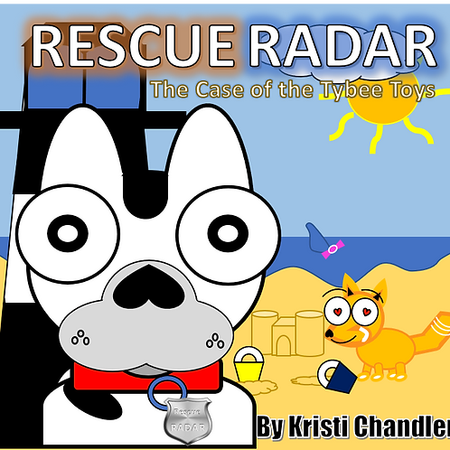 Rescue Radar; The Case of The Tybee Toys