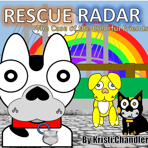 Rescue Radar; The Case of The Colorful Friends