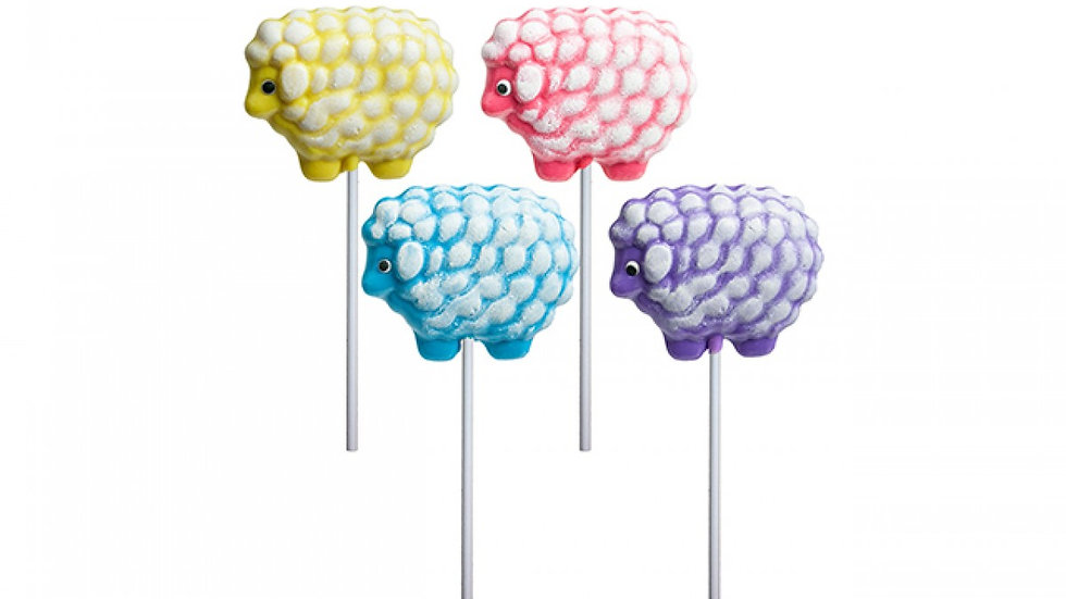 Spring Sheep Lollipop
