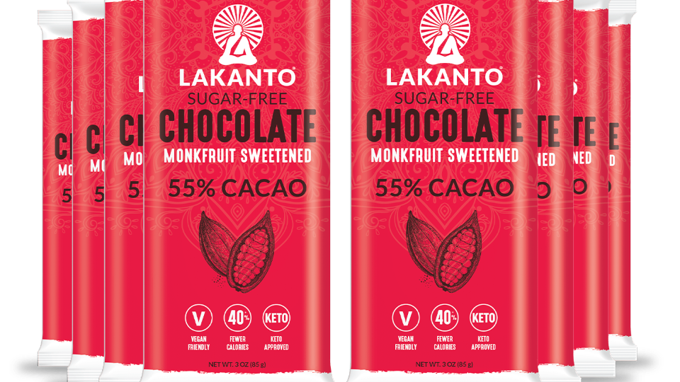 Lakanto Chocolate Bar