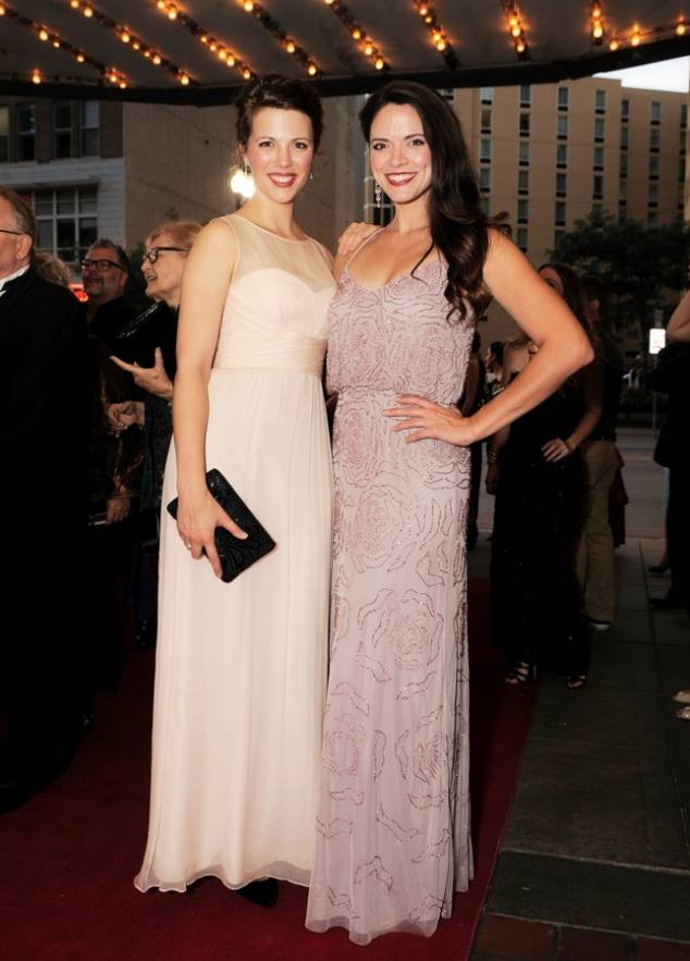 Rachel Weber Ivey Awards 2015 Red Carpet