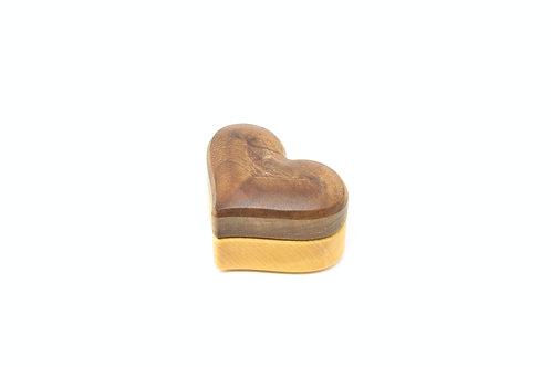 Herzschatulle kleines Herz