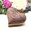 Thumbnail: Ringschatulle Herz Nuss