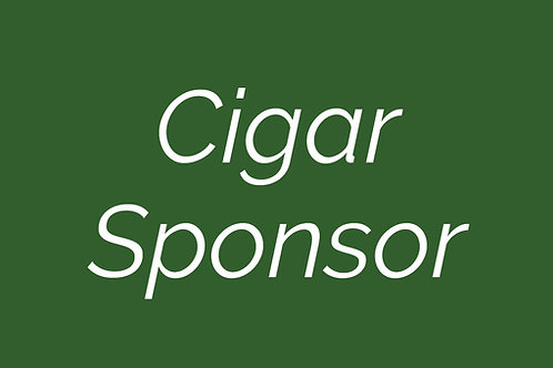 Cigar Sponsor