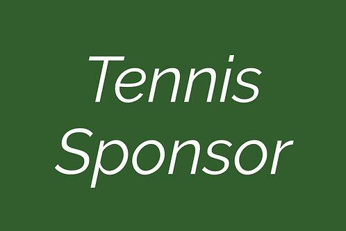 Tennis Sponsor