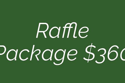 Raffle Ticket Package 26 tickets