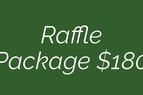 Raffle Ticket Package 12 tickets