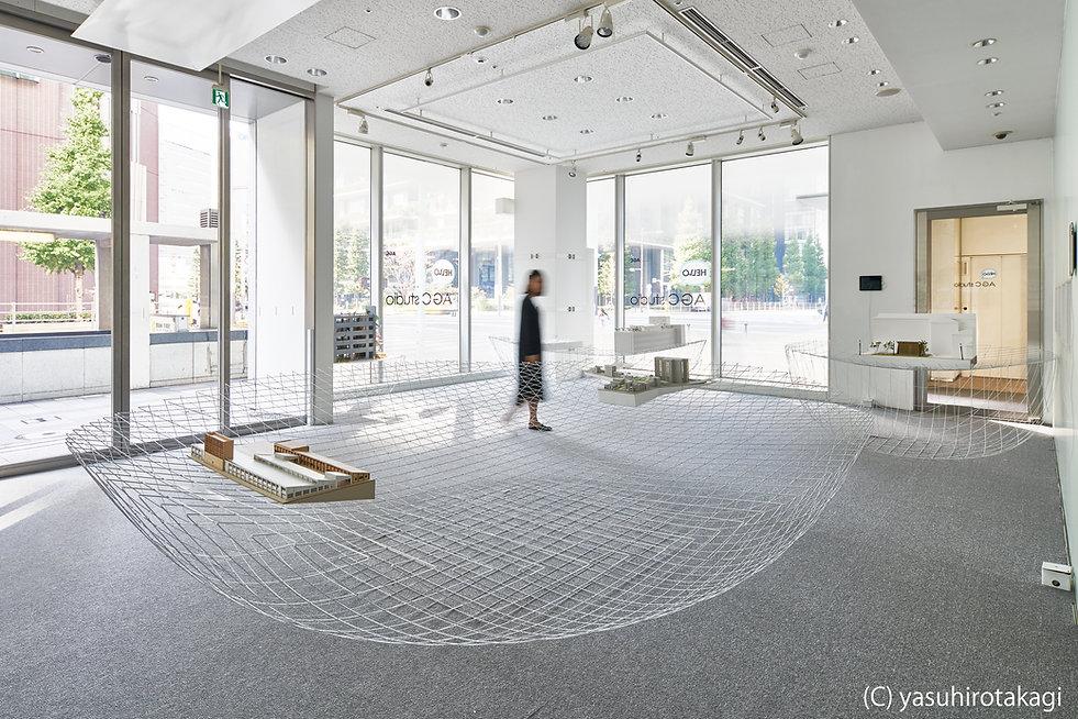 バンバタカユキ takayuki.bamba  新しい建築の楽しさ2016 AGCstudio