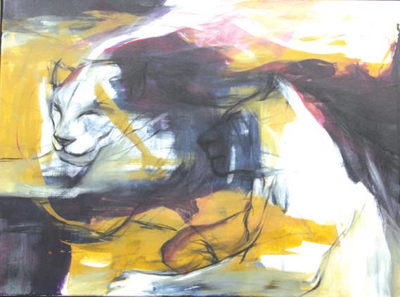 Löwe (Privatsammlung)