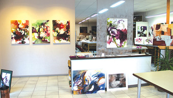 Ausstellung in der Galerie Tschudin