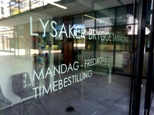 Velkommen til Lysaker Brygge Tannklinikk sin blogg