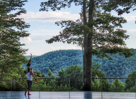 In the Moment: Company Danzante Performs at the Jacob's Pillow Dance Festival