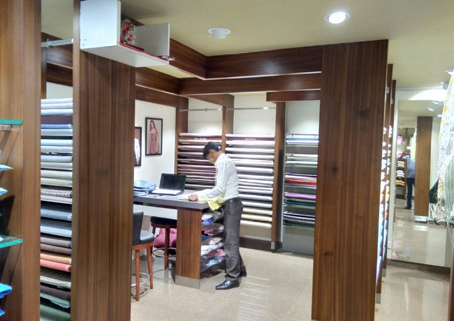 Retail interior designers in Kolkata