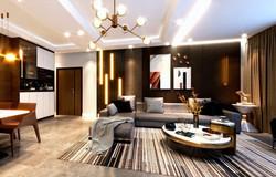 Living Room Design Concept