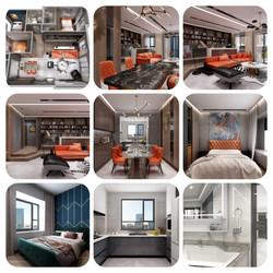 interior designers in Kolkata _ Living Room Designs