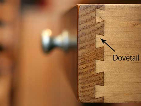 Dove-Tail the pioneer engineering ancient technology in carpentry | Estate Lookup Interiors