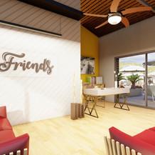 Friends Kamp Merkezi