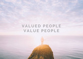 Value people that serve others. Without them, no one gets served.