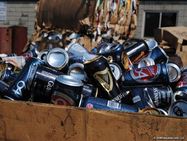 A story ofcrushed up cans, a homelessmilitary vet and integrity.