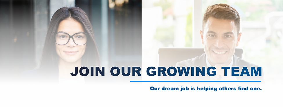 join our growing team