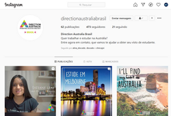 Direction Australia