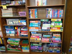 Livres, jeux et autres