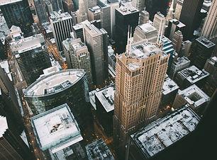 Aeriel View of New York