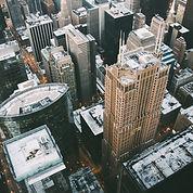 Aeriel Vue de New York